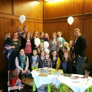 Elternblogger Meetup Nürnberg Gruppenfoto