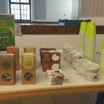 Evas Teeplantage auf der #denkst17